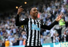 Willock Nets For Sixth Straight Game As Newcastle Beat Sheffield United