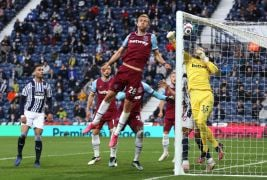West Ham On The Brink Of Europa League Spot After Win At West Brom