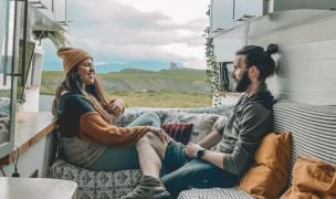 'You're At Home, Wherever You Are': The 20-Somethings Buying Vans Instead Of Houses