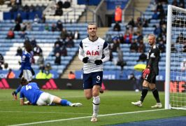 Leicester Miss Out On Top Four As Bale Aids Spurs To Comeback Win