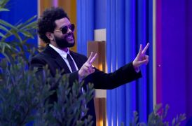 The Weeknd Takes Top Prize At The Billboard Music Awards