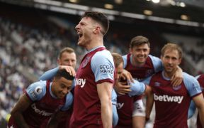 Declan Rice Expecting Some Exciting Europa League Nights For West Ham