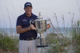 Phil Mickelson To 'Put Everything' Into Completing Career Grand Slam At Us Open