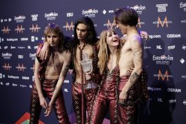 Eurovision Winners Maneskin Cleared Over Drug Claims During Final