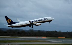 €20,000 Settlement After Boy Scalded By Hot Chocolate Drink On Ryanair Flight