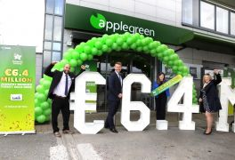 Winning €6 Million Lotto Ticket Sold In Athlone Store