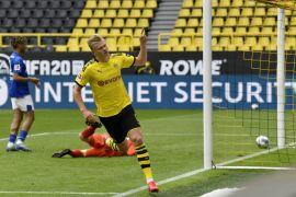 Erling Haaland 'Respectful Towards Contract' At Borussia Dortmund