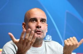 Pep Guardiola: Man City Will Need To Suffer To Achieve Champions League Glory
