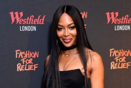 Naomi Campbell Shares Message Of Thanks After Arrival Of Baby Daughter