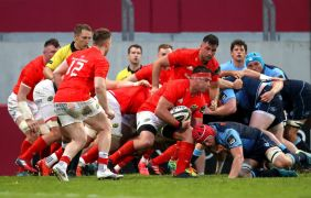 Munster Give Cj Stander Winning Send-Off With Dramatic Cardiff Victory