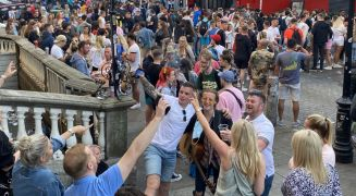 'Let's Not Demonise Young People': Management Of Weekend Crowds Slammed