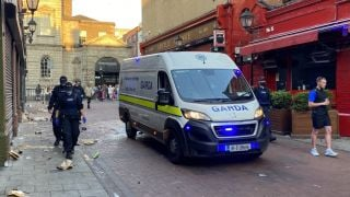 Friday Street Gatherings See Multiple Arrests And Missiles Thrown At Gardaí