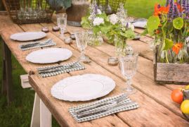Six Ways To Get Your Garden Party-Ready For Summer