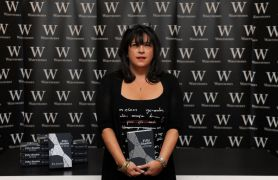 El James On 'Unexpected Success' Of Fifty Shades As Freed Is Published