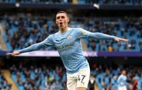 Phil Foden In Contention For Two Professional Footballers' Association Awards