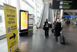 Arrivals To Dublin Airport Increase By 36%