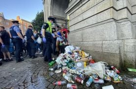 'The Drinking Starts From 3Pm': Dublin Businesses Intimidated By Street Crowds