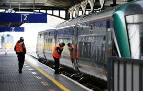 Passengers 'Doing Lines Of Cocaine' Off Table On Dublin-Cork Train, Complaint Says