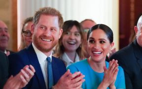 Britain's Queen Elizabeth 'Delighted' At Birth Of Harry And Meghan's Daughter Lili