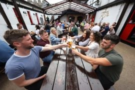 Restaurants See Green Light To Host Parties Of 200 Outdoors In Wake Of Zappone Controversy
