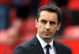 Gary Neville Says It's 'Ridiculous' Stakeholders Don't Do More To Combat Racism