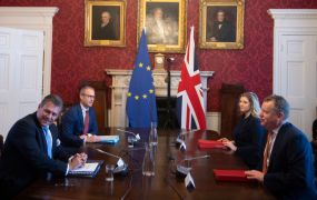 Uk Urges Eu To Move On Brexit Trade With Northern Ireland