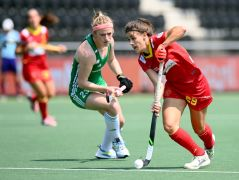 Draw Against Spain Leaves Ireland To Battle For Fifth At European Hockey Championships