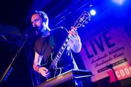 James Vincent Mcmorrow Plays Ireland's First Live Gig Since Lockdown Tonight