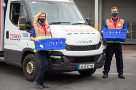 Tesco To Recruit 225 Drivers For Home Shopping Expansion