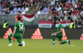 Hungarian Pm Defends Fans Who Booed Ireland Players Taking The Knee