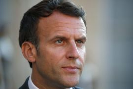 Emmanuel Macron's Attacker Jailed For Four Months