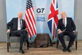 Johnson Hails Biden Administration As 'Breath Of Fresh Air' After First Meeting