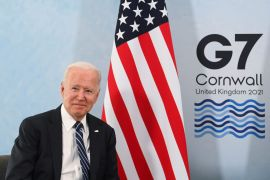 Biden Urges World Leaders To Join Him After Us Pledges 500 Million Vaccines