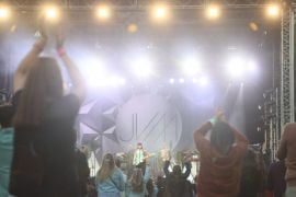 'Emotional' And 'Surreal': Fans Return To Live Music With Iveagh Gardens Concert