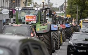 'You Won't Miss Us Until We Are Gone': Farmers Protest Over Cap And Climate Action Plan