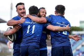 Leinster Bid Farewell To Retiring Duo With Home Win Against Dragons