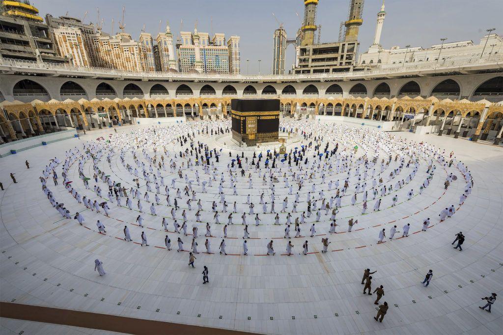 Saudi Arabia says hajj to be limited to 60,000 amid coronavirus restrictions