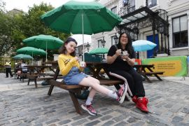 Four New Seating Areas Open In Dublin City Centre