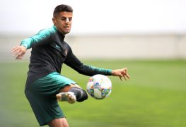 Euro 2020: Portugal Defender Joao Cancelo Tests Positive For Covid