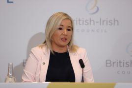 Political Crisis Looms As Sinn Féin Accuses Poots Of 'Bad Faith' On Irish Language