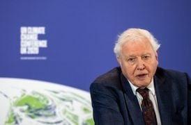 Attenborough Calls On G7 Leaders To Show 'Global Will' To Tackle Climate Change