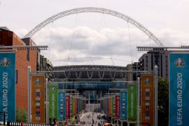 Fan In 'Serious Condition' After Falling From Wembley Stands During Euros Game