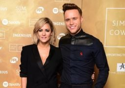 Olly Murs Hails 'Special Weekend' After Hike In Memory Of Caroline Flack