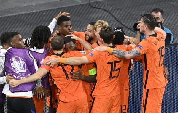 Euro 2020: Netherlands edge out Ukraine in five-goal thriller