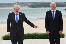 Biden's 'Candid' Message To Johnson On Northern Ireland Brexit Row
