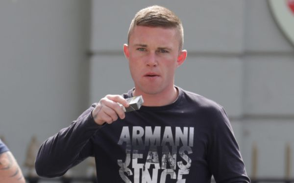 Man who drove a stolen car on three wheel rims is jailed