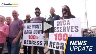 Video: Mica Protests, New Quarantine Requirements, Vaccine Registration