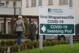 Covid: 1,496 Cases Amid Warning Of Potential Surge Linked To All-Ireland Final