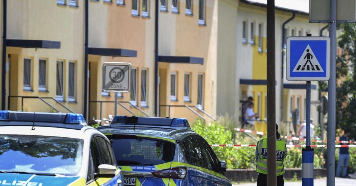 Two killed in shooting in western German town