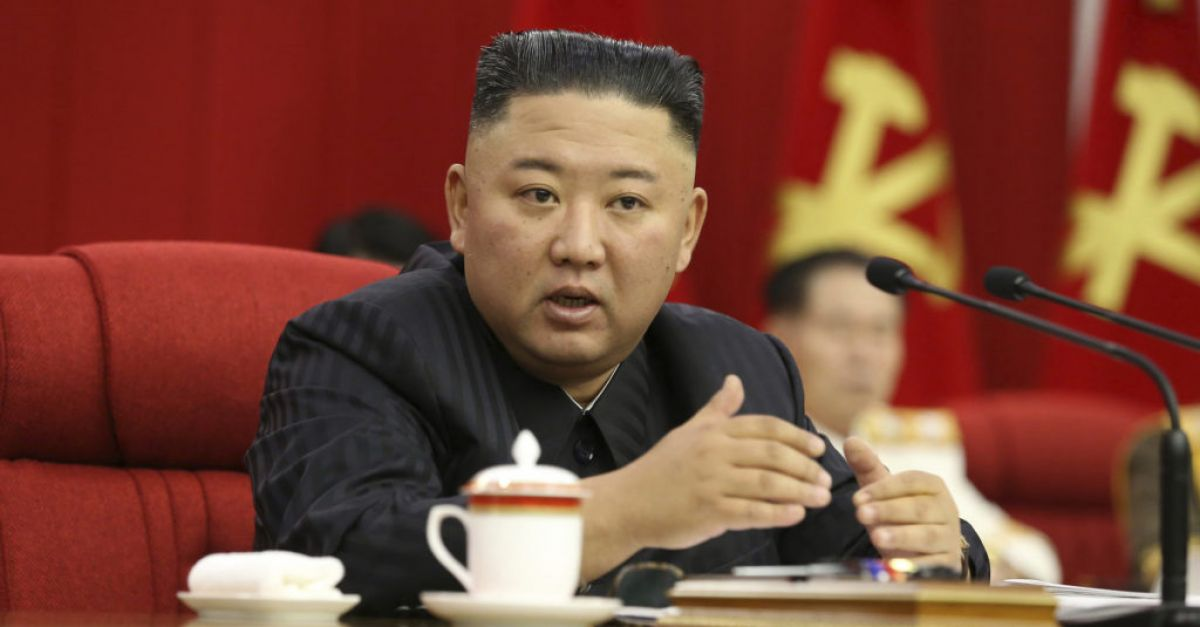 Kim Jong Un vows to be ready for confrontation with US
